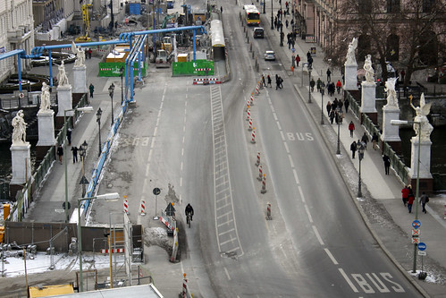 Prachtstraße Unter den Linden