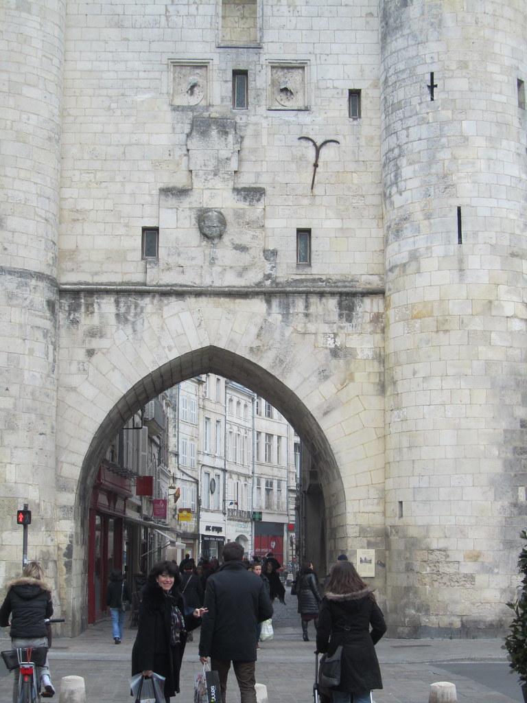La porte de La Rochelle