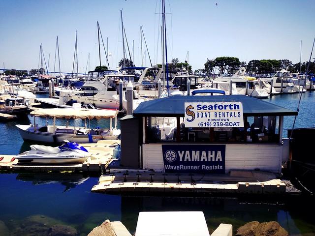 Boat rentals san diego california usa