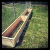 DIY Raised Beds-ready for some veggies!  Plans courtesy of @knockoffwood