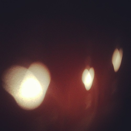 May 20: light - my #scentsy lamp is casting pretty #heart  #shadows on my wall #accidentalfind