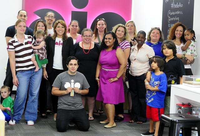 #HelloAio Orlando Blogger Social