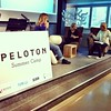 Preparing for @pelotoncamp, tomorrow 18 teams creating biz for sustainable, smart lifestyles.