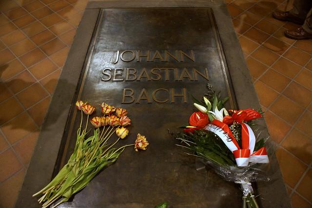 J.S. Bach, Thomaskirche