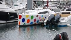 Spotty Boat
