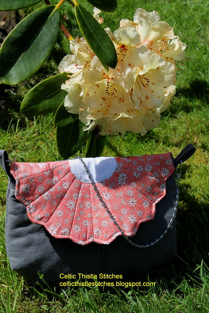 Dresden Flower Bag