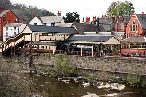 Llangollen Train  Station