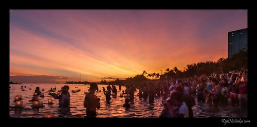 Lantern Floating Festival 2013
