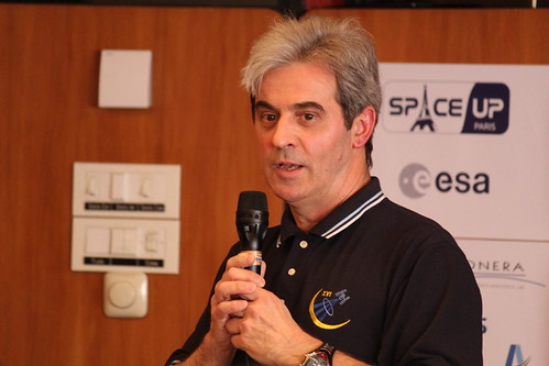 Léo Eyharts, ESA astronaut