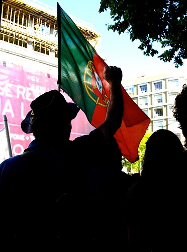 1st June Portuguese Anti-Troika Demonstration