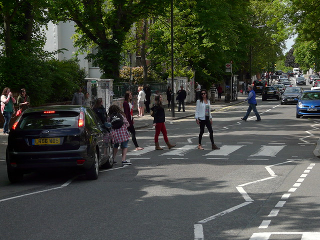 Traffic Blocking, Abbey Road