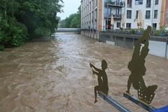 natural disaster, flood, disaster, waterway,