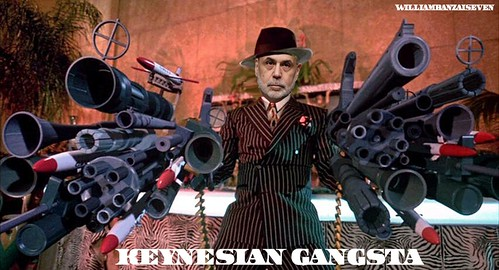 KEYNESIAN GANGSTA by WilliamBanzai7/Colonel Flick