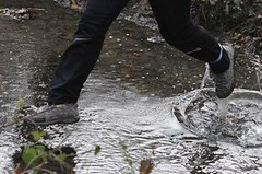Ovlivní velká voda konání běžeckých závodů?