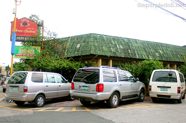 Three Sisters' Restaurant in Kapitolyo Pasig Pop Talk