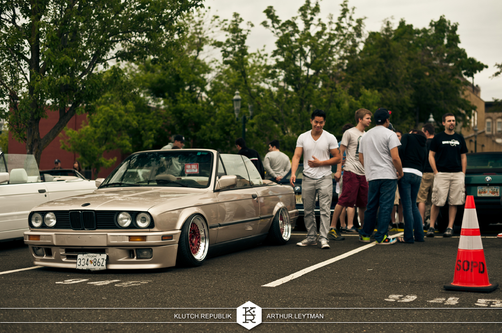 guten parts gfest 2013 bmw german performance car meet in south orange NY slammed dropped dumped bagged static coilovers hella flush stanced stance fitment low lowered lowest camber wheels tucked 16s 17s 18s 19s 20s 3piece 1 piece custom airbags scene scenester