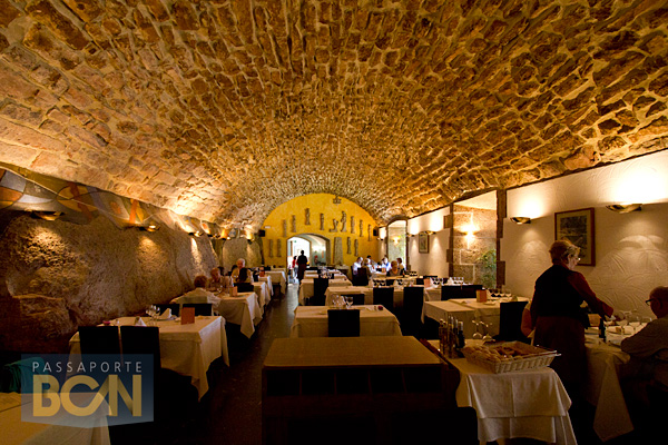 restaurante Abat Cisneros, Montserrat