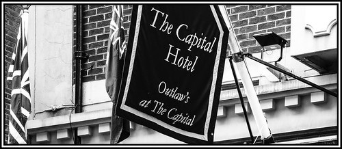 [ THE CAPITAL HOTEL, LONDON, ENGLAND, UK ]