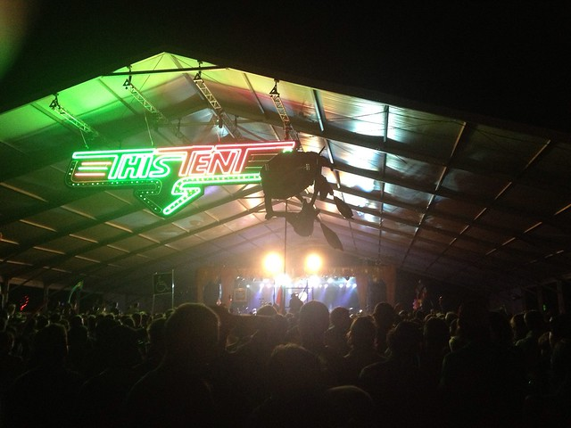 Bonnaroo 2013 - This Tent