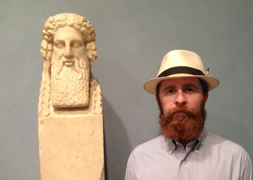 beards of antiquity