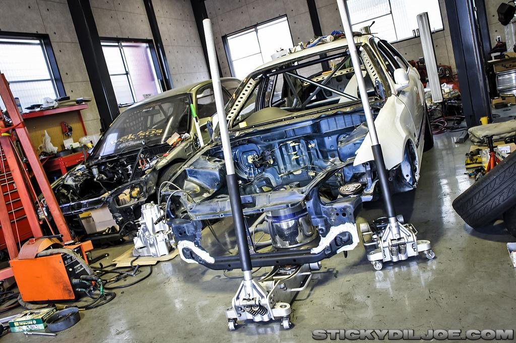 Kawashima's Civic Build