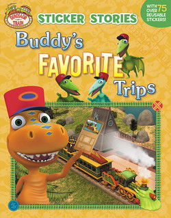 Buddy's Favorite Trips book