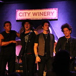 Live at City Winery, 7.1.2013 Photo by Jeremy Rainer