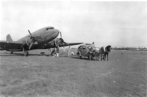Douglas C-47A Skytrain. by tormentor4555