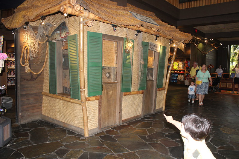 Disney Polynesian Gift Shop