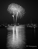 Fireworks, Black and White
