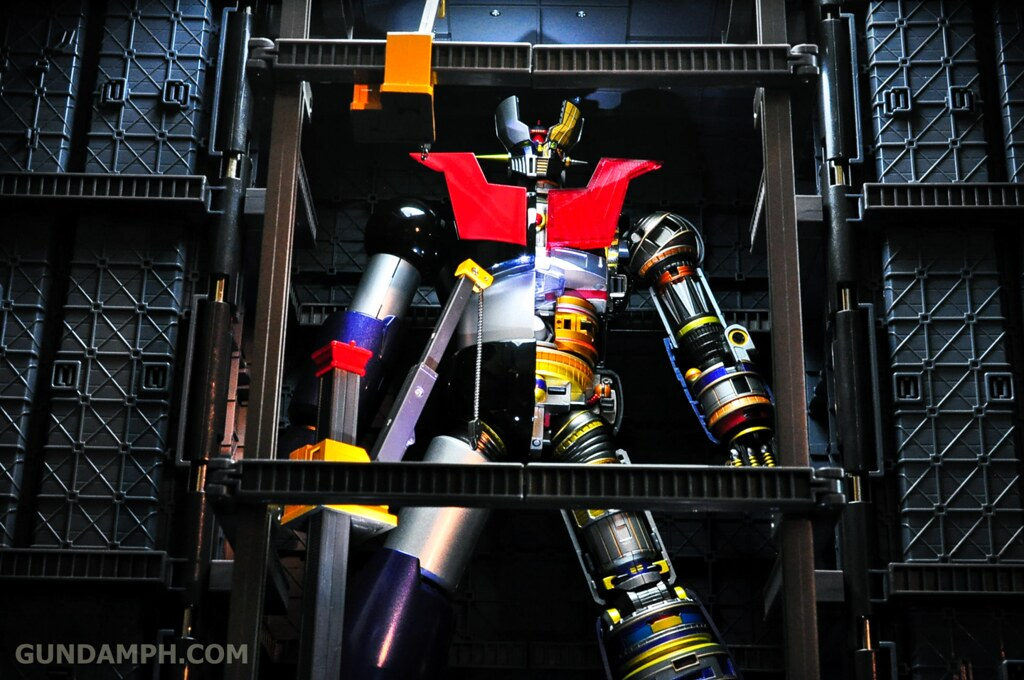 DX SOC Mazinger Z and Jet Scrander Review Unboxing (114)