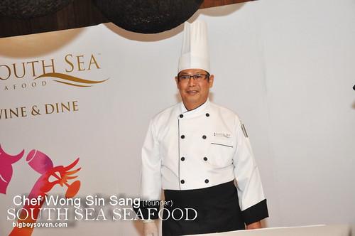 south sea seafood A