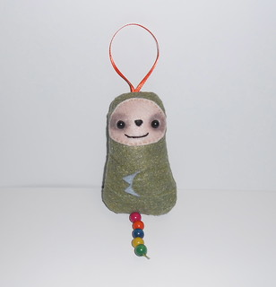 Sloth Dotee Doll