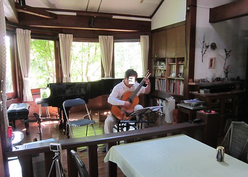 Hagiさんのソロ 2013年8月3日 by Poran111