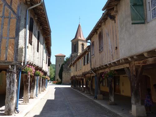 Foto de Tillac (Gers, Francia)