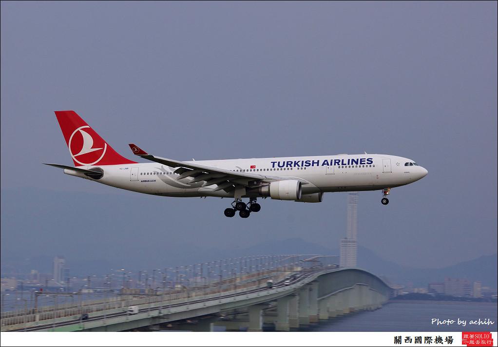 Turkish Airlines TC-JNB