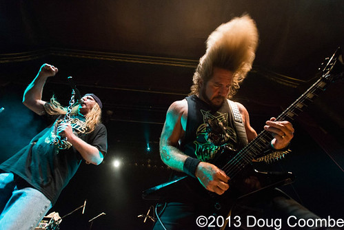Warbeast - 08-09-13 - Technicians of Distortion Tour, Royal Oak Music Theatre, Royal Oak, MI
