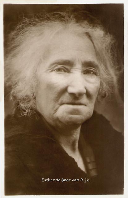 Esther de Boer van Rijk