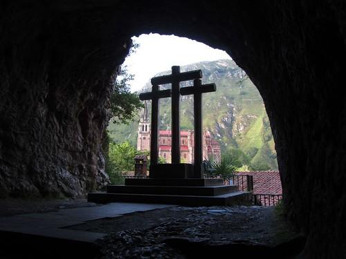 4 cueva covadonga