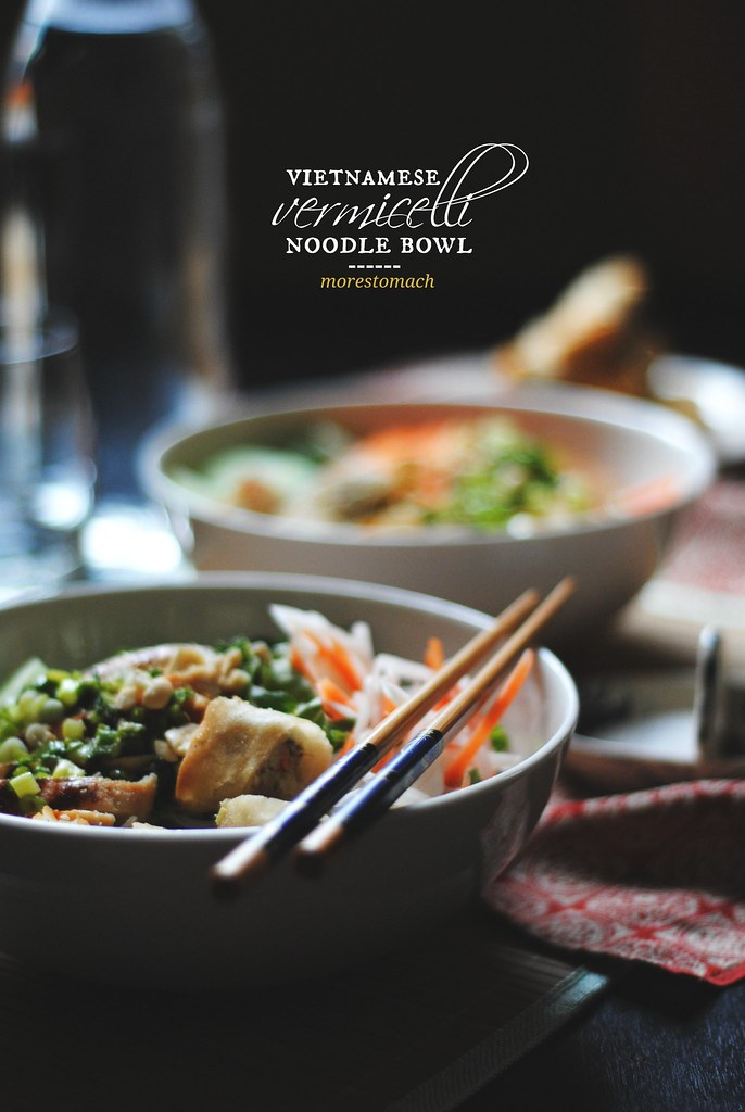 Vermicelli Noodle Bowl