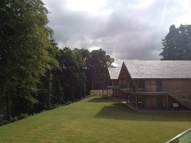 Lodges at Fonab Castle Pitlochry