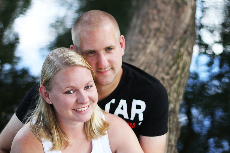 provfotografering med Annelie & Marcus!