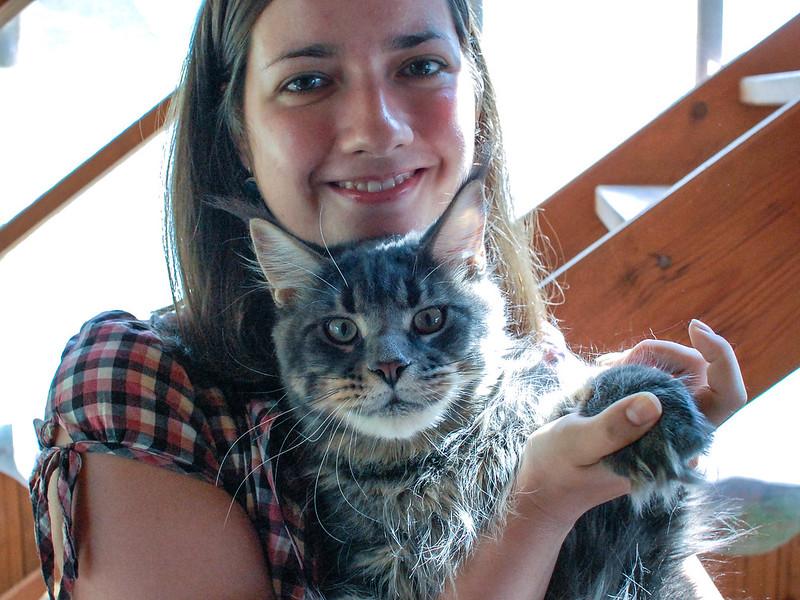 Lynx Shadow Zeit-Geist (Голубец) and me