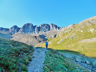 American Basin Hiking is Beautiful