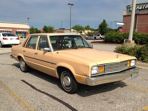 1979 Ford Fairmont a