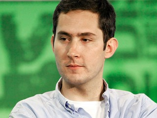 Kevin Systrom, Co - founder of Instagram , 12 inspiring business people - Anil Labs