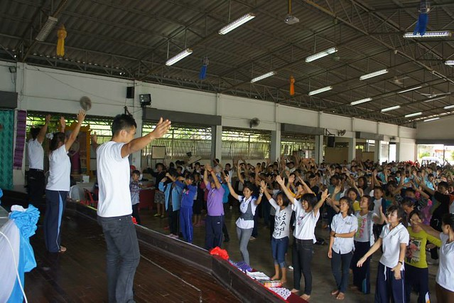 สรุปกิจกรรมงาน Bible Games สังฆมณฑลเชียงใหม่