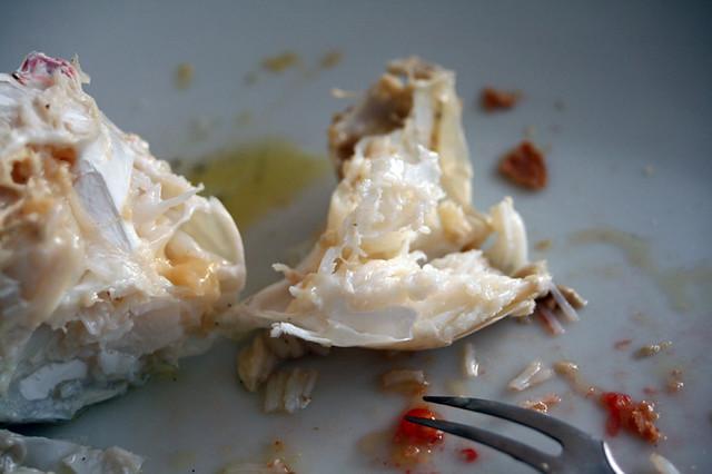Crabe à l'entonnoir