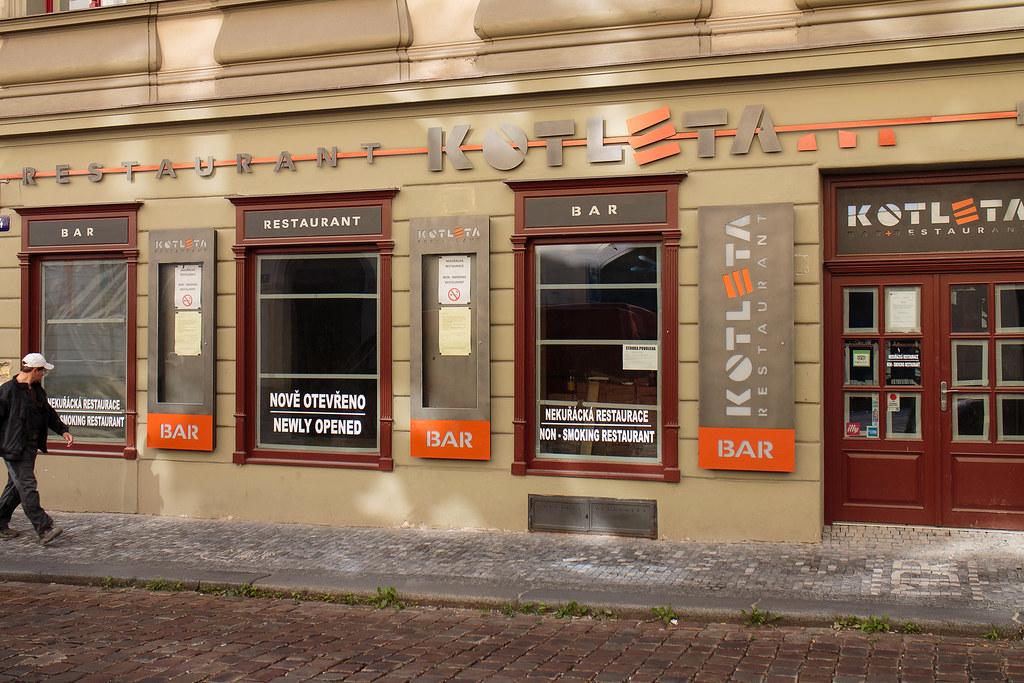 kotleta restaurant