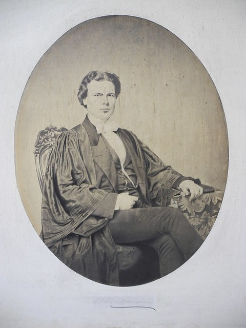 Header of Robert Alexander